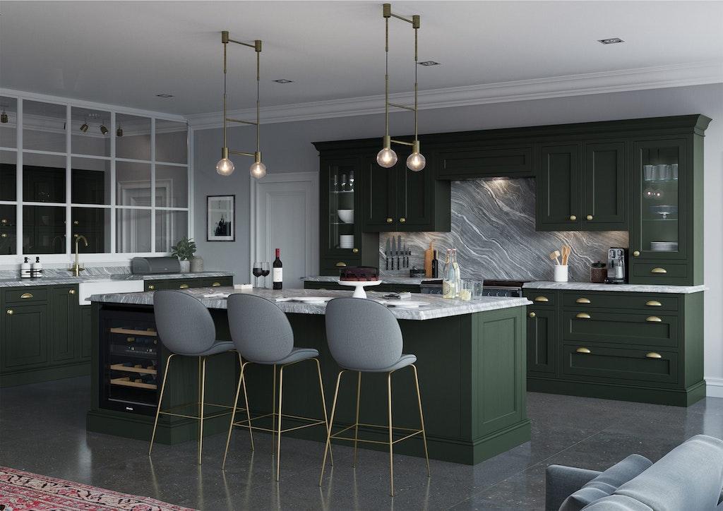 Fitted kitchen birmingham