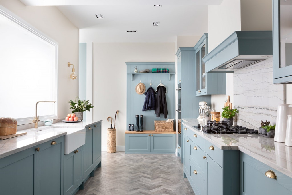classic fitted kitchen Birmingham